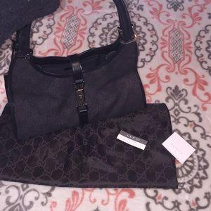 Jackie Kennedy vintage Gucci bag